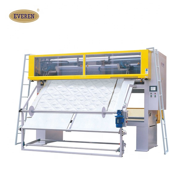 EE-QG-E Automatic Mattress Quilted Panel Cutter/Cutting Machine