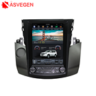Wholesale Tesla Car Video Player App For Toyota Classic RAV4 2002-2009 Android 7.1 With Usb Software Download GPS Navigation