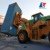 Brand new container tipping handler loader machine