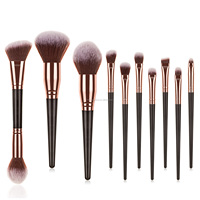 Hot selling Cosmetic Makeup Brush Set OEM Custom logo brushes makeup