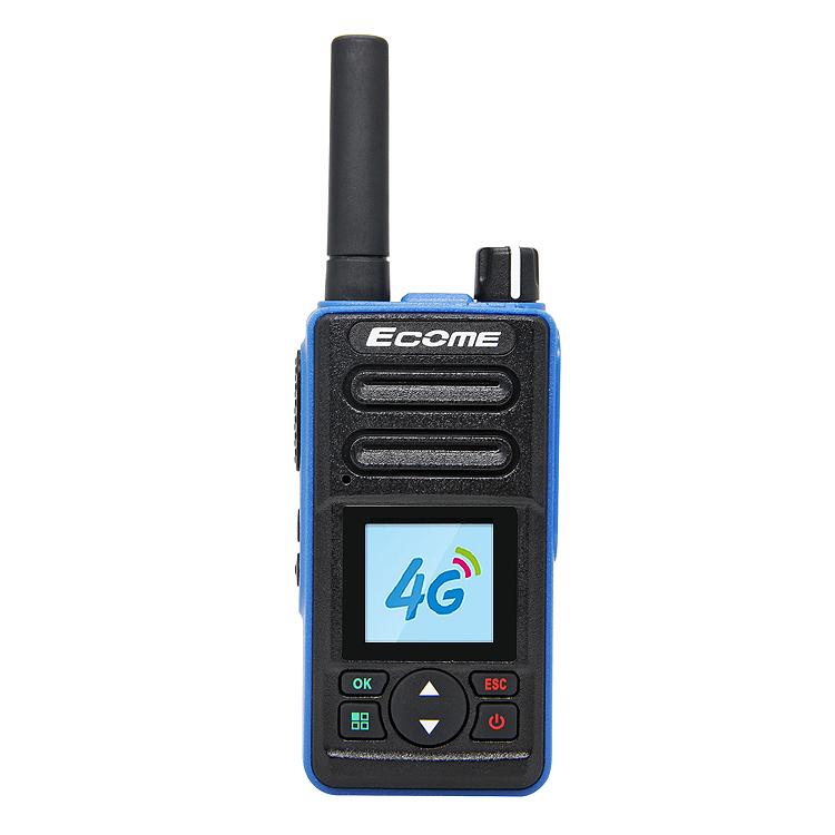 Ecome ET-P4296 4g netzwerk lte android handy radio walkie talkie mit sim karte