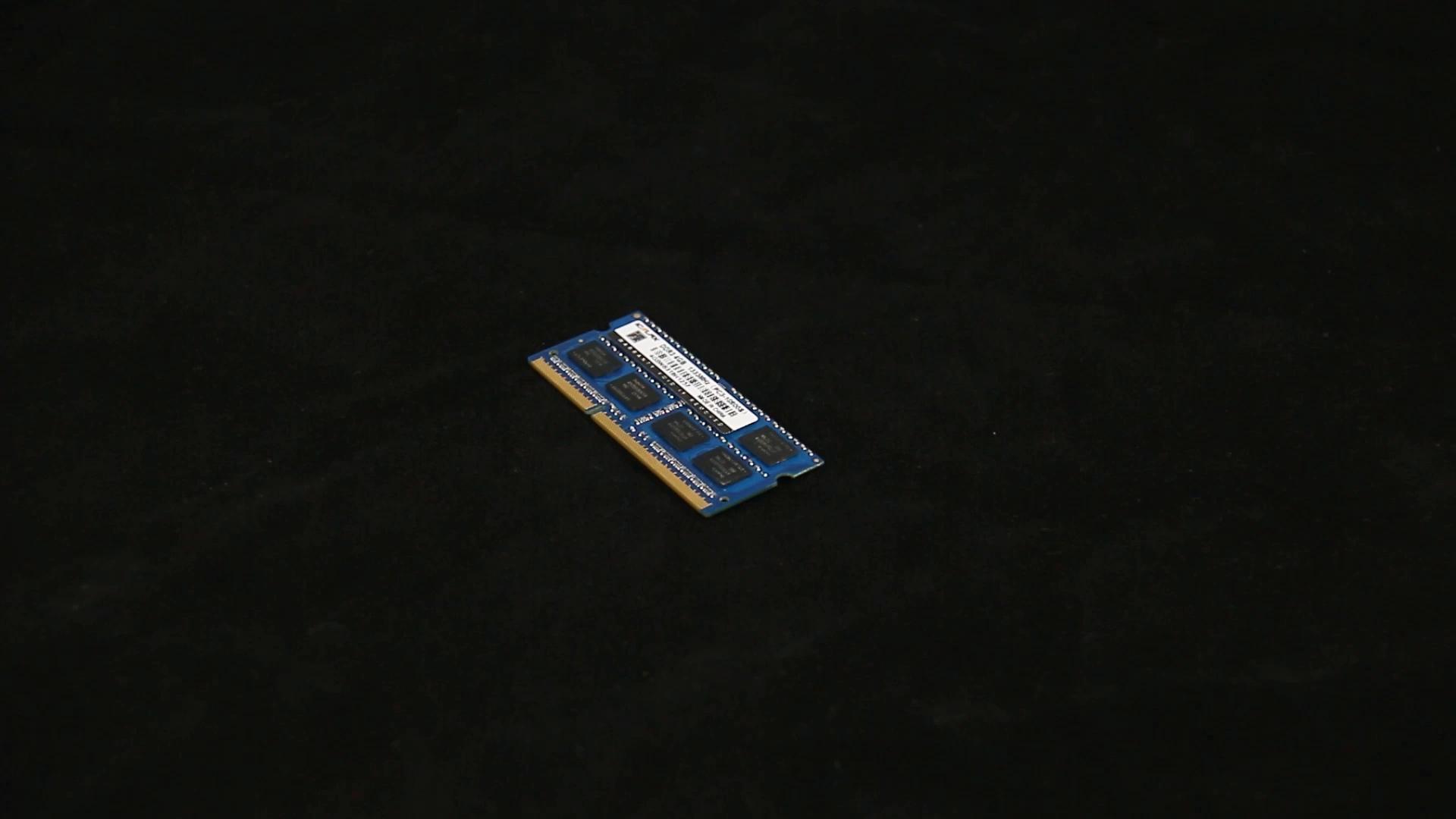 Massal Bagian Komputer untuk Adaptor Modul Memori 4GB DDR3 Laptop Ram