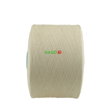 Hago 21s/1 knitting yarn cotton blended yarn price for knitting