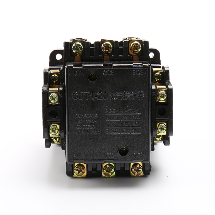 China magnetic contactor manufacturers professional 3 phases ac magnetic contractor