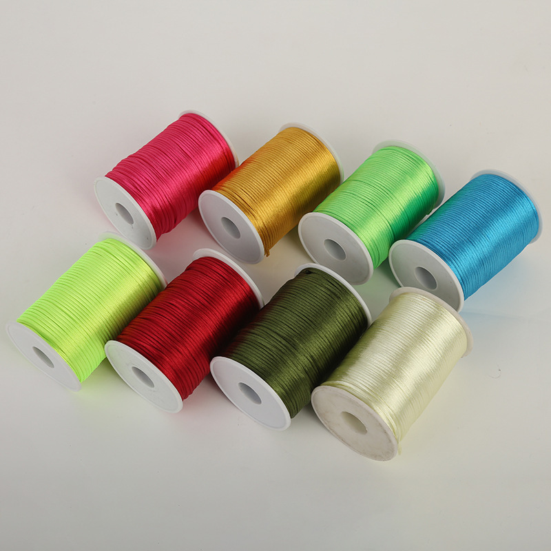 China suppliers gift packaging textiles ribbon string Ribbon rope