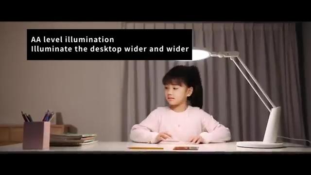 Miieye bakımı LED masa lambaları Pro ofis ve çalışma okuma