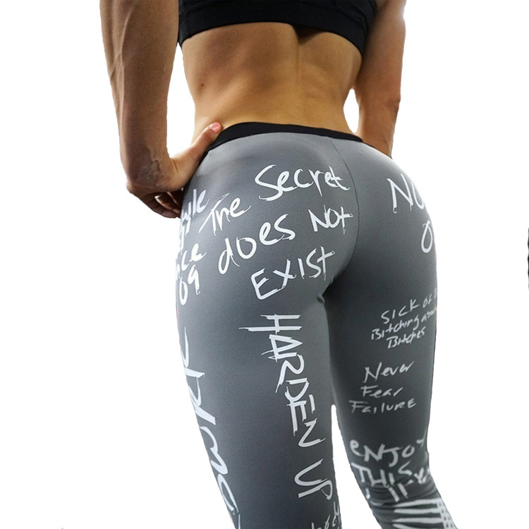 2020 New design custom leggings seamless butt lift yoga pants