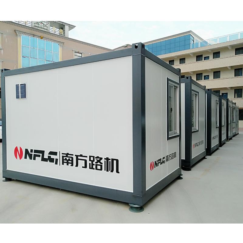 comfortable 20 Feet Modular prefabricated prefab housing container