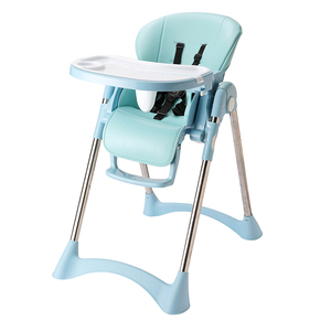 Multi-Function Folding Plastic Portable Dining High Baby Chair For Feeding