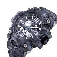 2019 Nieuwe <span class=keywords><strong>camouflage</strong></span> militaire digitale <span class=keywords><strong>horloge</strong></span> promotie lage MOQ leger ontwerp sport <span class=keywords><strong>horloge</strong></span>