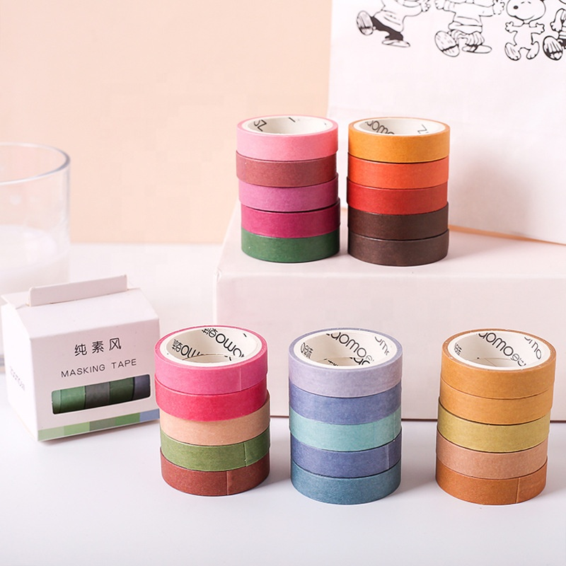 Factory wholesale personalized masking tapes