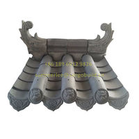 Spain Thailand Japan Italy Korean Roofing Tiles Traditional Polyester Building Material Clay Style Roofing Sheet Temple Roof