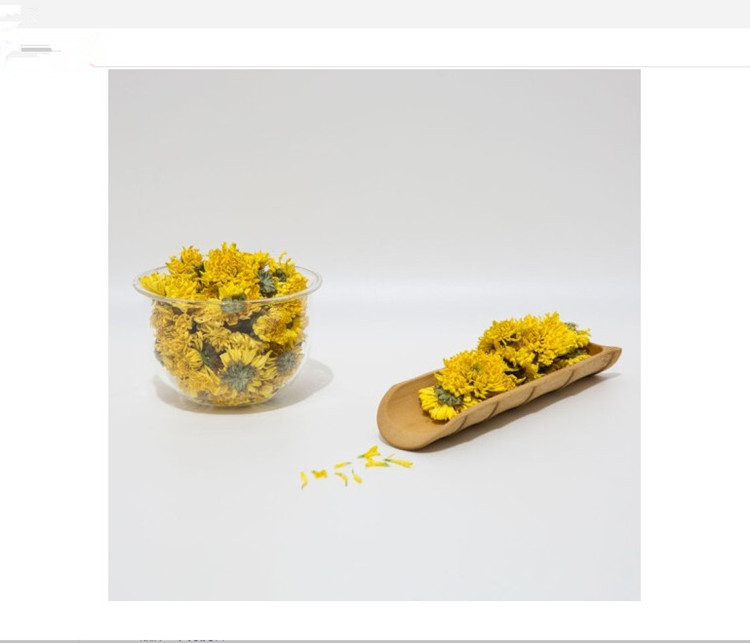 Wholesale Detox Slimming Refreshing Tea Yellow Chrysanthemum Tea - 4uTea | 4uTea.com
