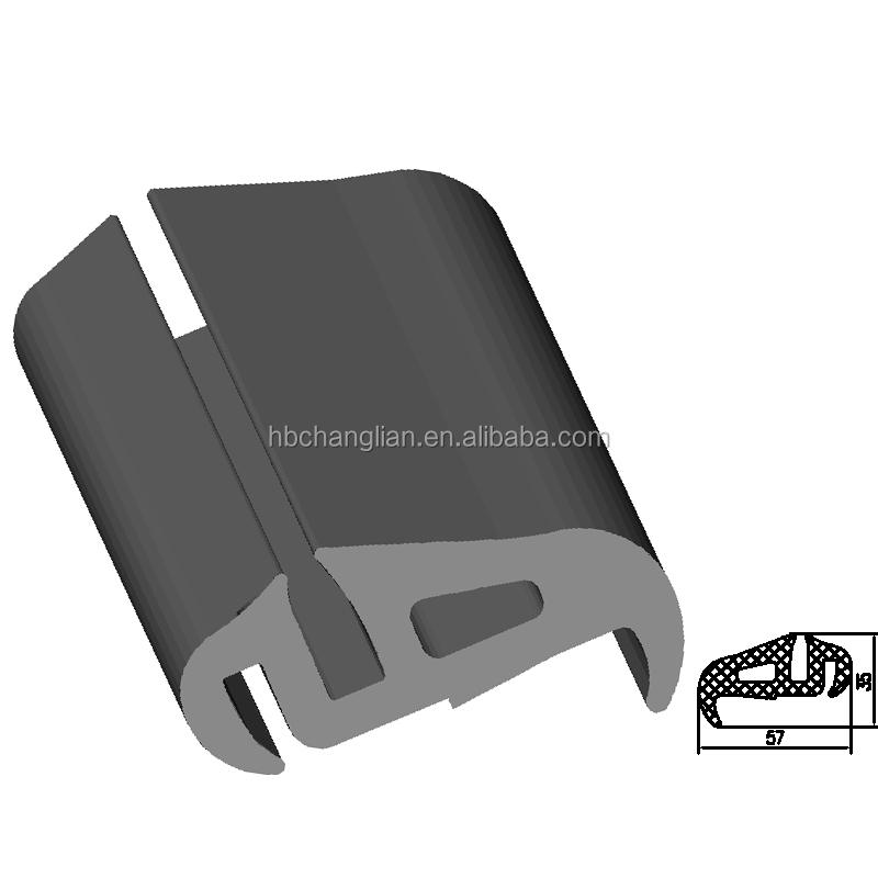 car door rubber seal strip