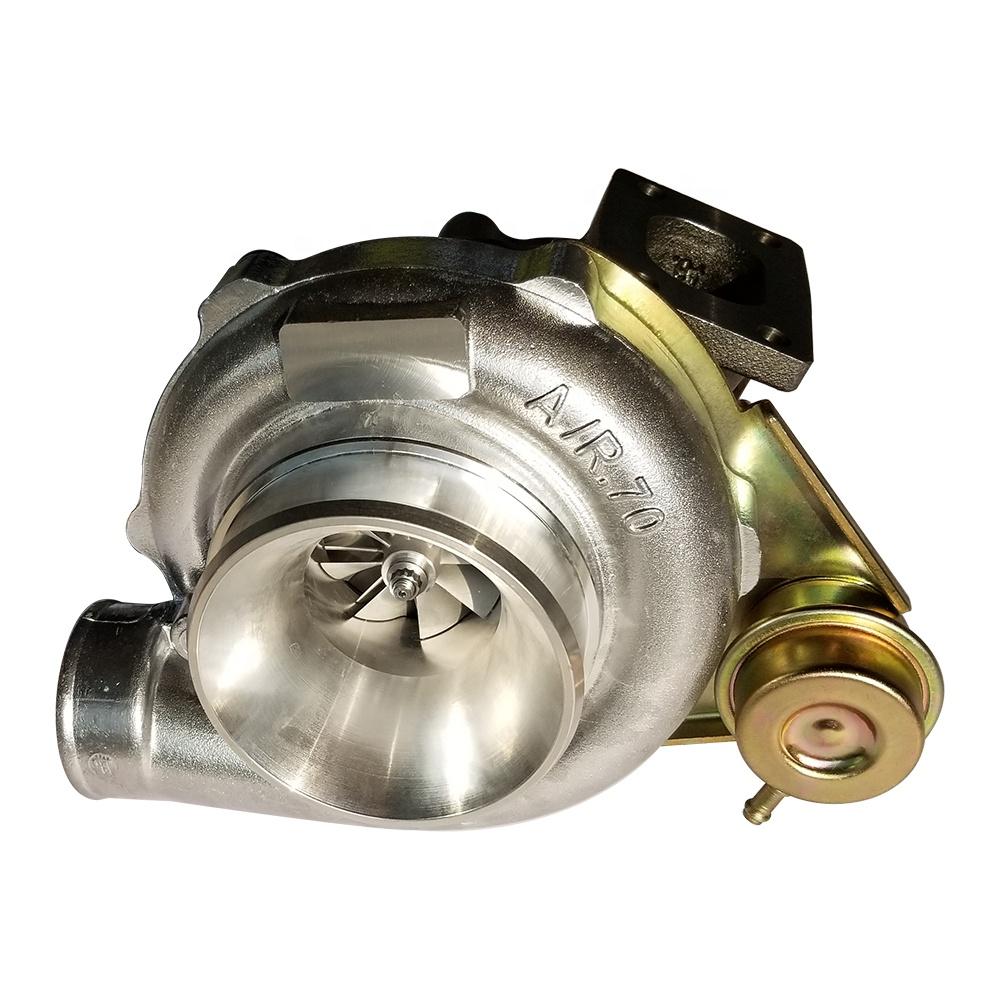 T25 GT3076 Turbo GT30 for garrett model general car tuning Journal bearing .64 turbine .70 compressor housing turbocharger