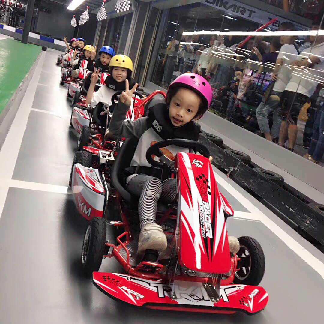 350w Electric Go Kart From Adult And Child