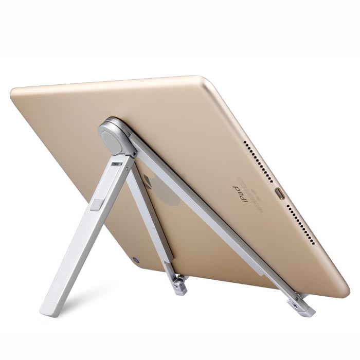 Contracted Portable Aluminum alloy made Mobile Phone Pad Table <strong>Stand</strong> for <strong>ipad</strong> 4.2-13 inch tablet <strong>holder</strong> <strong>stand</strong>