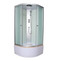 Hot sale bath shower cubicle prefabricated bathroom pods