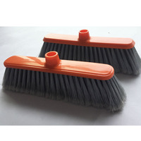 Wholesale PP Dustpan Material and Home Usage hand broom cheap plastic escobas