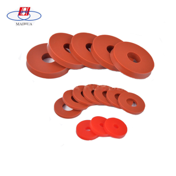 Heat Resistant Ring Flat Rubber Washers Rubber Gasket