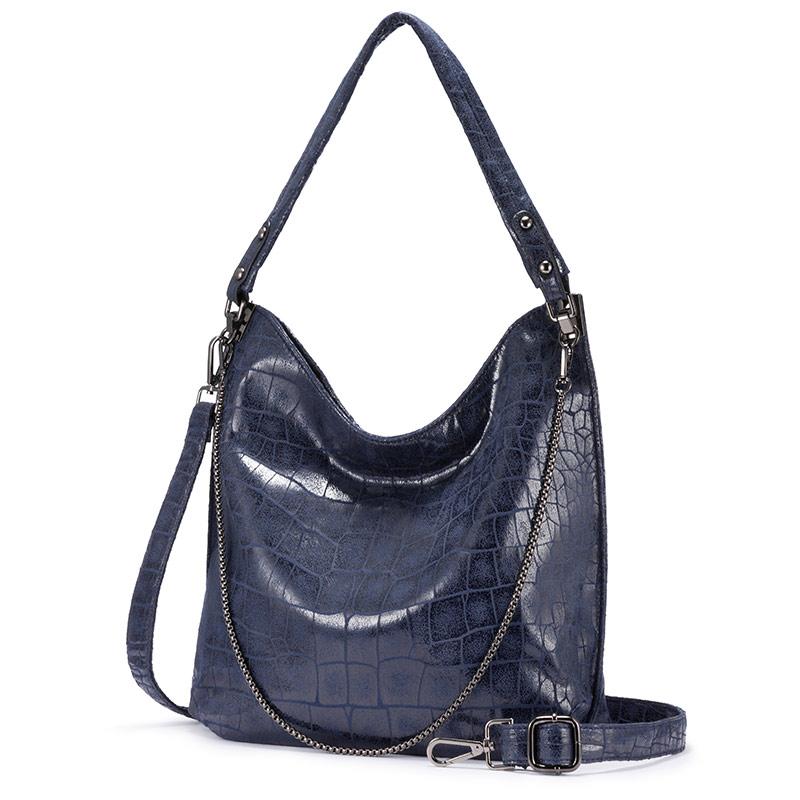 Женские сумки через плечо Realer, большие вместительные сумки-тоут из искусственной кожи, 2020(Китай)