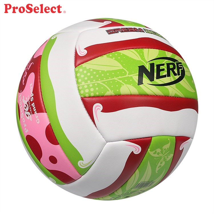 Proselect 1 Piece Lightweight New Custom Size Big Volleyball