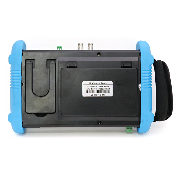 All in one Multi-functions 1080P IPC CCTV TVI CVI AHD IP CameraTester