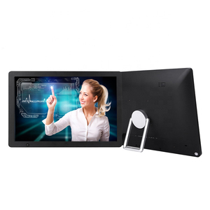 Wall mounted RK3399 17.3 inch 4g+16g Android 7.1 OS Android Tablet for fruit shop / gym club / supermarket / chain shop