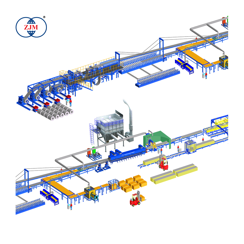 2020 Hot Good Price EPS Sandwich Panel Production Line With CE