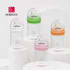 Milk Bottle Bpa Free Custom Glass Tritan Baby Milk Bottle Food Grade High Hardness Milk Bottle