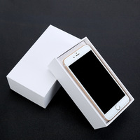 High Quality Empty White Mobile Cell Phone Gift box With Factory Price