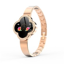 2019 New Arrivals S6 Ladies Smart Watch IP67 Waterproof, Fancy Watch Bracelet for Women