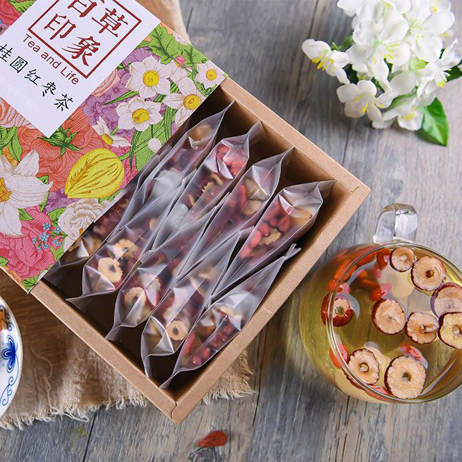 Longan and Red Jujube Tea 15bag herbal tea - 4uTea   4uTea.com