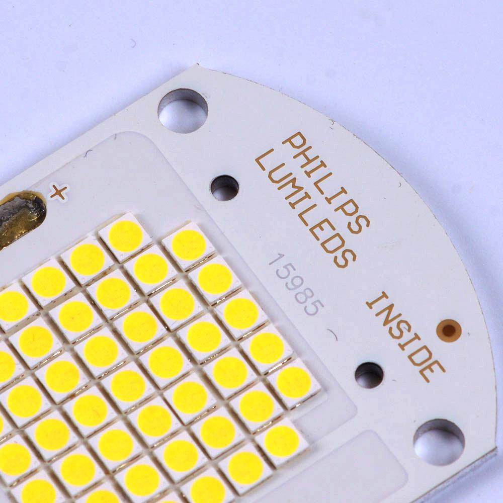 3030 2D LED bulb Integrated light source Intelligent control 50W high CRI lumen for flood light street lamp