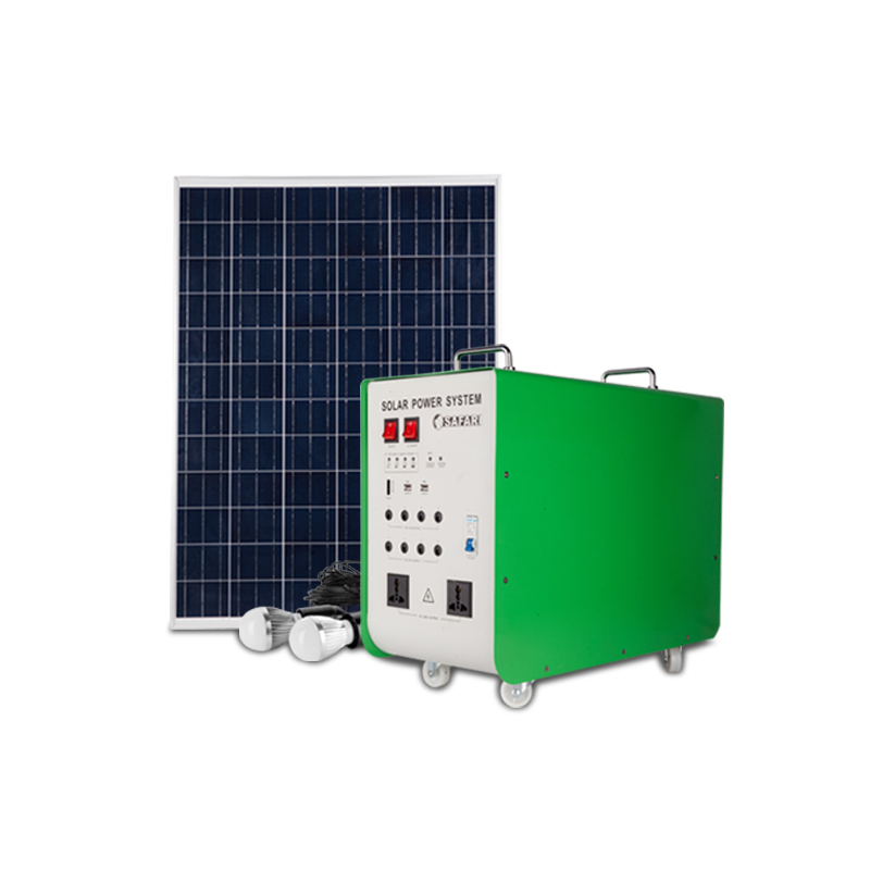 Complete 1KW 2KW 3KW 4KW 5KW Home Ground Solar Power System Kit / Panel Solar 1000W / Off Grid Solar Power System with inverter