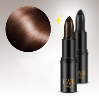 Hair Color Pen Temporary Hair Dye provide Black and Brown color to Cover White hair