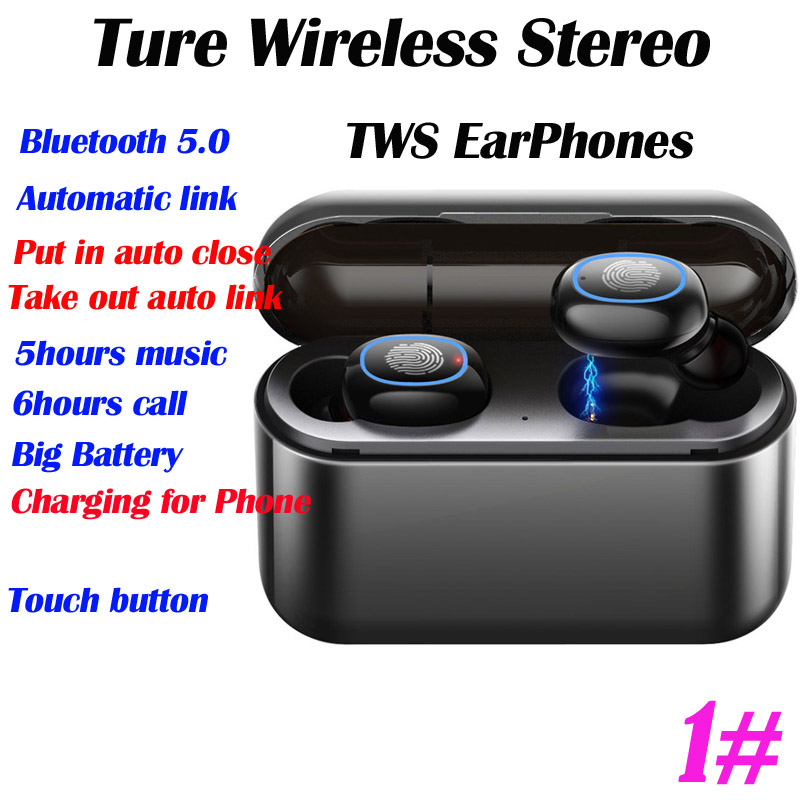 Newest  bt80 i9000 Portable Audifonos Bluetooth Kulaklik Wireless Kopfhorer Ear Dots Earphone in Ear Color woreless headphone