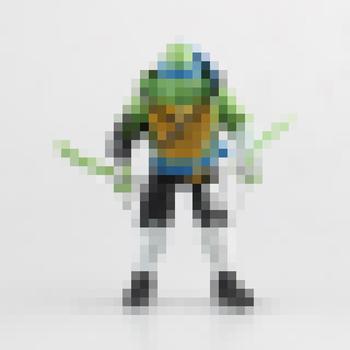 Oem Movie Character Leonardo Plastic Action Figure Classic