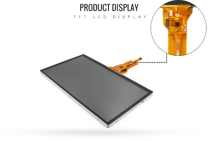 9.0 inch lcd display