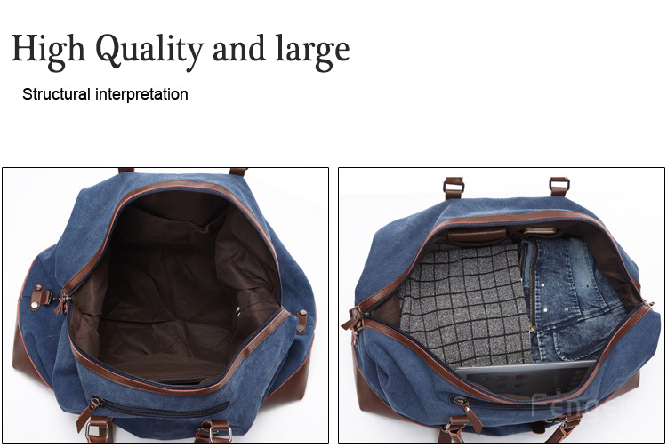 Hot sale customized large outdoor men luggage gym sports travel bag for shoes and clothes