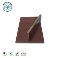 Higher mechanical properties PFCP202 phenolic laminate paper sheet board plate for electric equipment
