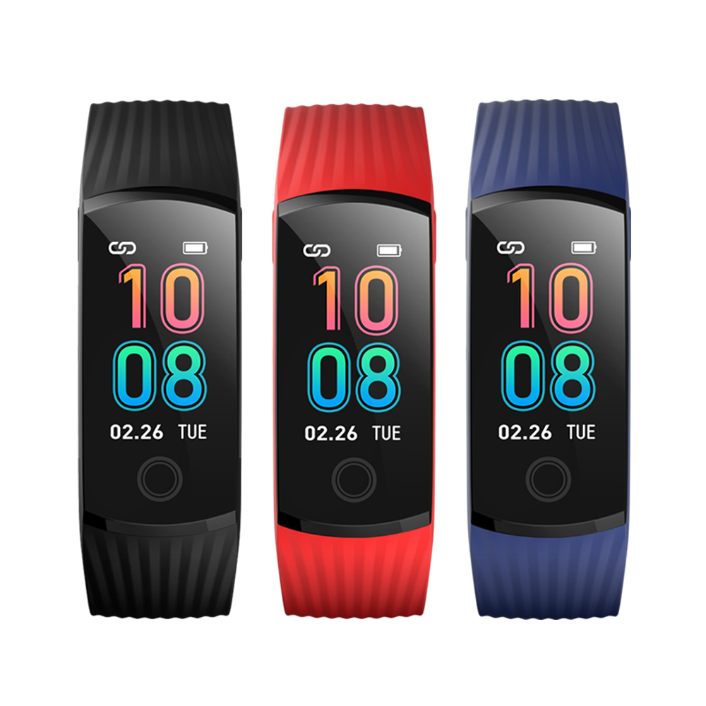 Bluetooth Waterproof Blood Pressure Test <strong>V16</strong> Activity Tracker Sport Smart Watch sports fitness tracker