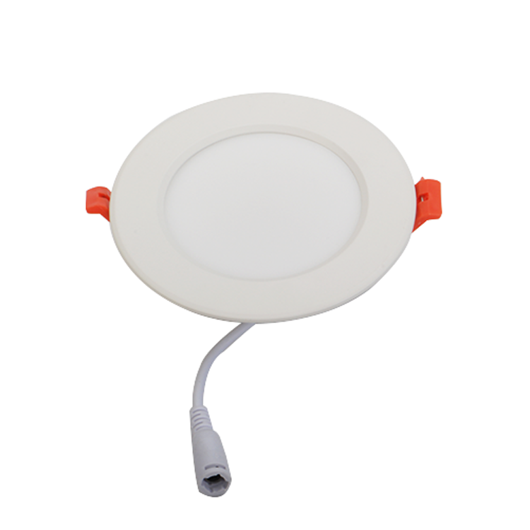 Recessed 4 inch cutout 125mm ultra thin 9w downlight lamp factory,down light 9watts