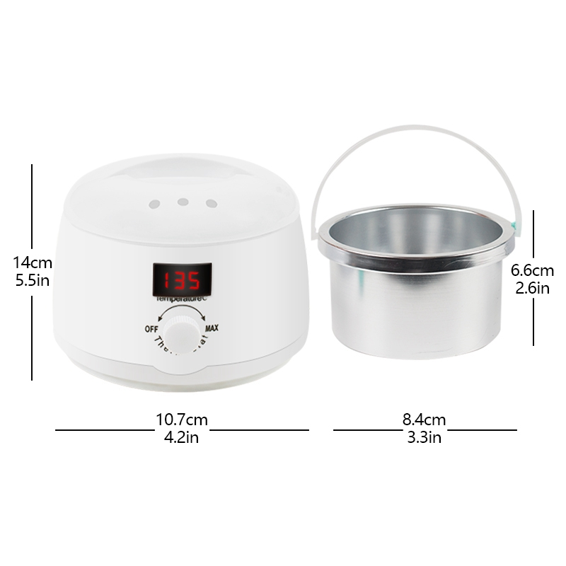 Factory OEM/ODM Wax Warmer Heater Beauty Salon Or Home Use Hair Removal Waxing machine