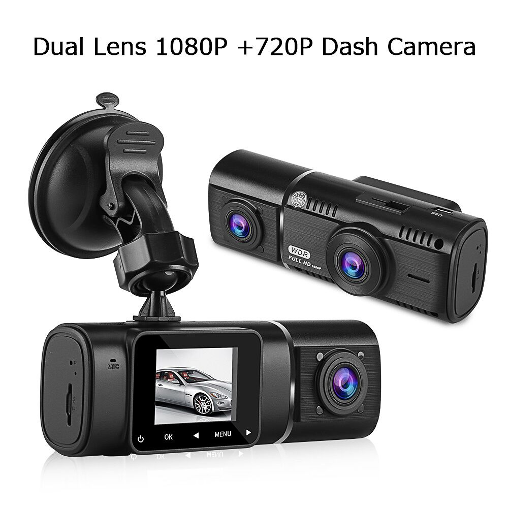 New arrival dashcam Hisilicon Ultra HD 2K 2560*1440P Car DVR Camera driving recorder 10'' IPS 1080P rearview mirror camera