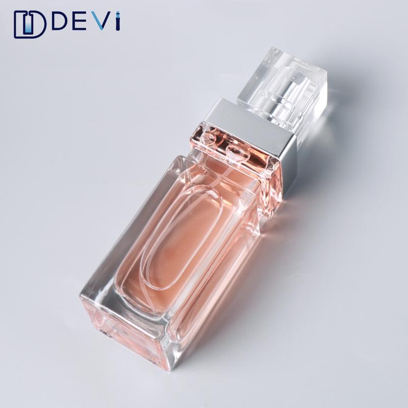 Devi Neue Design Enslz 30ml Spray Zerstäuber Container Leere Glas Parfüm flaschen