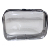 OEM Customize Promotional Cosmetic PVC Clear bag/Plastic Travel Bags with zipper