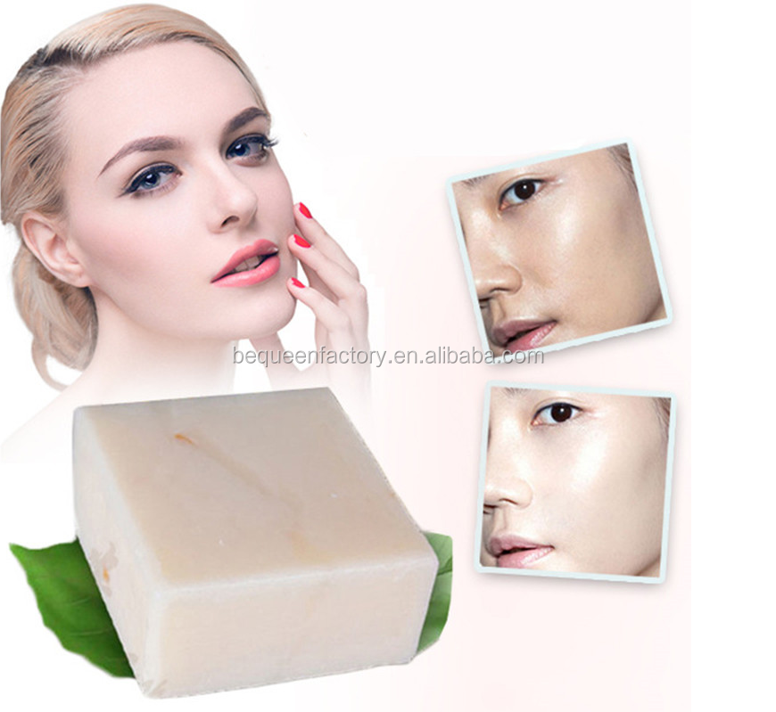 Herbal Whitening Handmade Goat Milk Soap for Body Wash