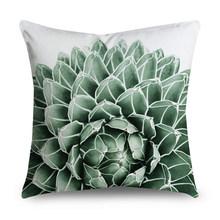 Декоративная Скандинавская Подушка с изображением ананаса, полиэфирное геометрическое украшение для автомобилей, стульев, наволочек для д...(Китай)
