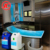 AB Two Component Transparent Metallic Hard Epoxy Resin Countertops